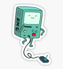 BMO Adventure Time Sticker