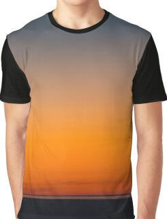 Venus Sets Over The Bay Graphic T-Shirt
