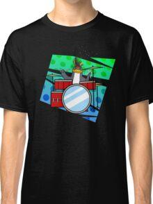 Drummer Penguin T-Shirt Classic T-Shirt
