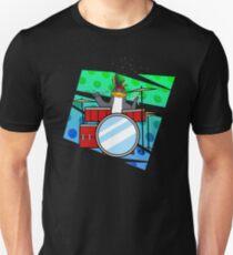 Drummer Penguin T-Shirt T-Shirt