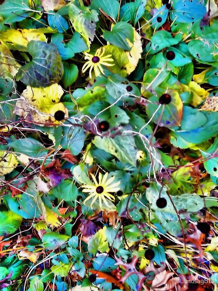 Yellow Flower by Lyndsay81