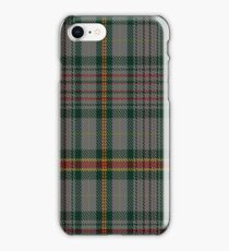 Howell of Wales Clan/Family Tartan  iPhone Case/Skin