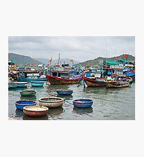 Nha Trang Harbour Photographic Print