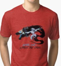 Kindred Quote Tri-blend T-Shirt