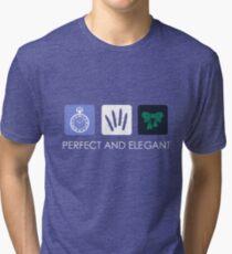 Perfect and Elegant Tri-blend T-Shirt