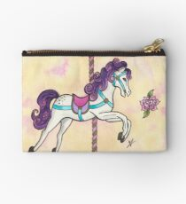 Carousel Horse Studio Pouch
