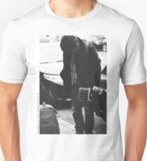 The Musician [8x10 print] Unisex T-Shirt