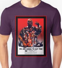 Say You Love Satan 80s Horror Podcast - Zombie Unisex T-Shirt