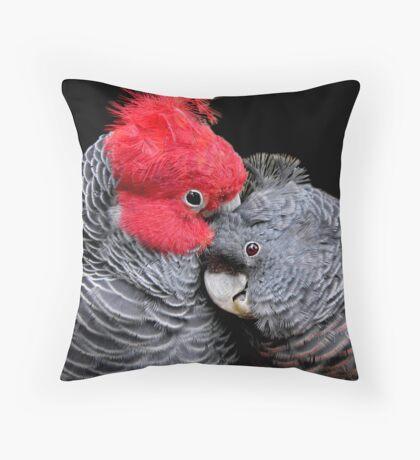 Love, Love Me Do Throw Pillow