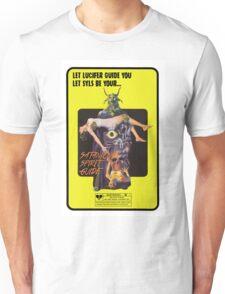 Say You Love Satan 80s Horror Podcast - Satanic Spirit Guide Unisex T-Shirt