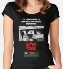 Say You Love Satan 80s Horror Podcast - Basket Case Women's Fitted Scoop T-Shirt