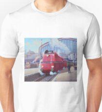 German streamliner. Unisex T-Shirt