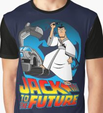 Jack to the Future Graphic T-Shirt