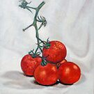 Dutch Tomatoes 3 by Rineke de Jong
