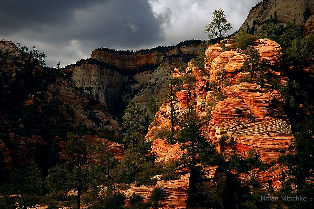 The Many Layers of Zion by Nolan Nitschke