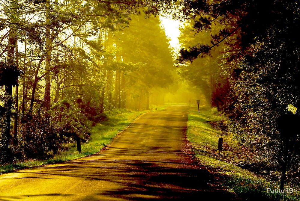 Old Marathon Road by Patito49