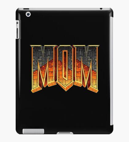 MOM iPad Case/Skin