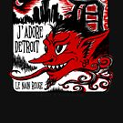 Nain Rouge of Detroit by earthenwood