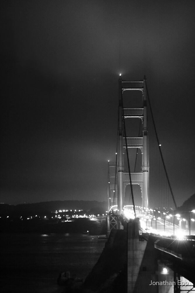 Golden Gate Bridge by Jonathan Epp