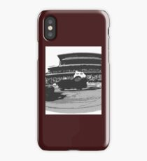 """Unique and rare 1980 Race Trucks France 14 (n&b) (h) """" fawn paint Picasso ! Olao-Olavia by Okaio Créations iPhone Case/Skin"""