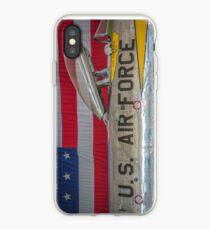 AIr Force fighter Jet iPhone Case