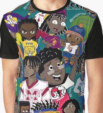I LOVE MY HBCU! Graphic T-Shirt