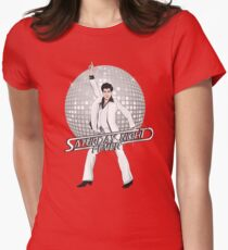 Saturday Night Fever Women's Fitted T-Shirt