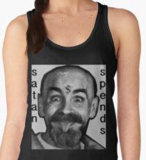 Satan Spends Manson T-Shirt
