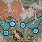 Lizard by Derek Trayner