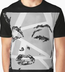 Marilyn Monroe in gray Graphic T-Shirt