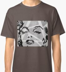 Marilyn Monroe in gray Classic T-Shirt