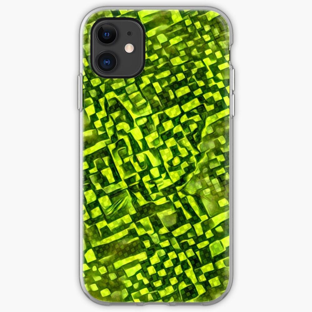 Cubismish cat iPhone Case & Cover