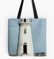 The Cockspur Lighthouse Tote Bag