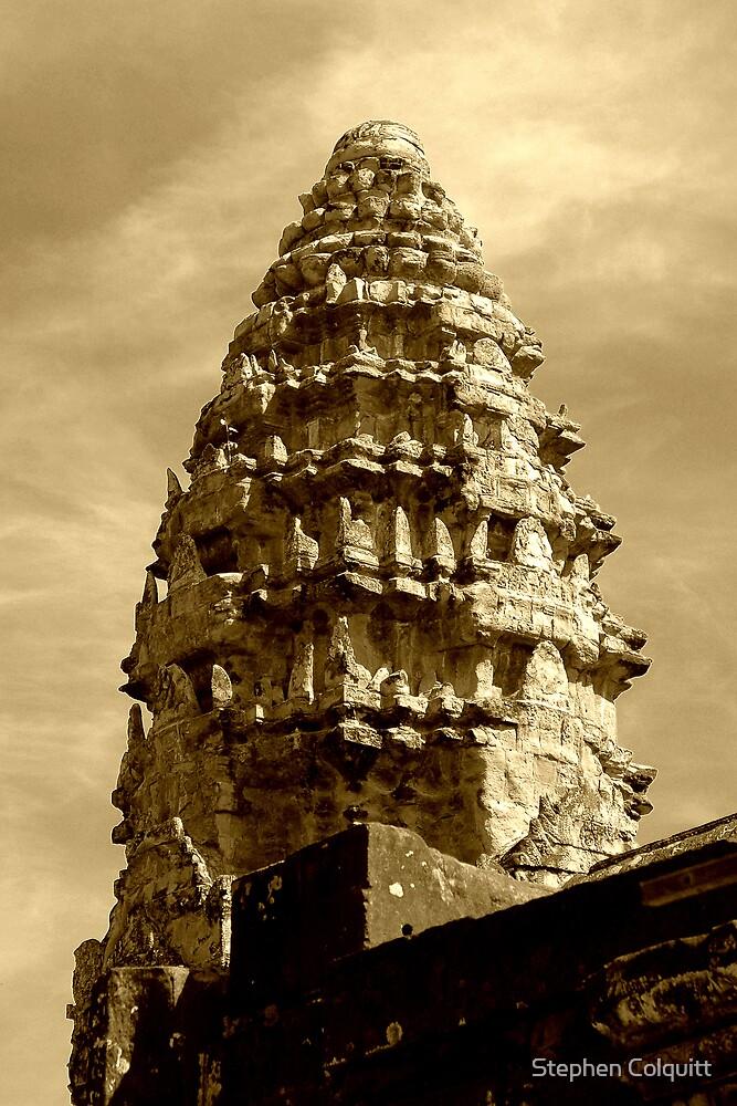 Around Angkor  by Stephen Colquitt