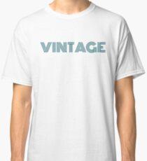 Vintage Classic T-Shirt