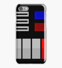 Darth Vader's Chest Panel iPhone Case/Skin