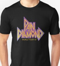 Pain Diamond - World Tour '87 Unisex T-Shirt
