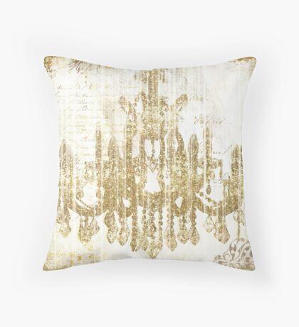 Fairytale Ballroom Throw Pillow