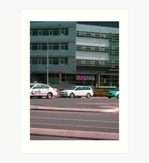 fortitude valley 11 Art Print
