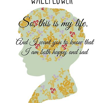 The perks of being a wallflower by lamekallie