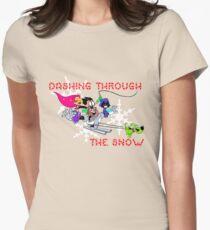 Teen Titans Christmas T-Shirt