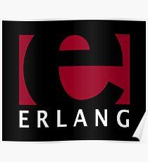 earlang programming language Poster