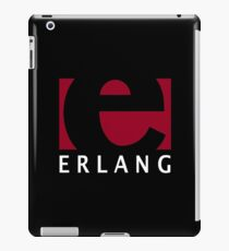 earlang programming language iPad Case/Skin