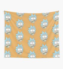 Rick & Morty Grime Wall Tapestry