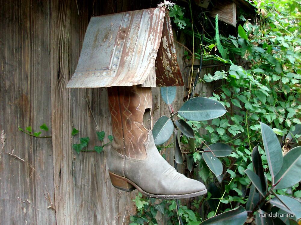 Boot Hotel by randyhanna