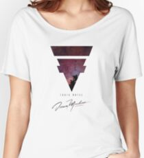 Tokio Hotel Galaxy Women's Relaxed Fit T-Shirt
