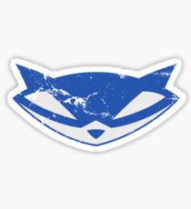Sly Cooper - Distressed Sticker