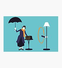 Poppins Portal Photographic Print