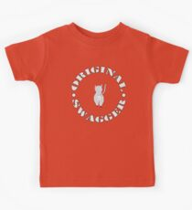 Original Swagger (Red) Kids Tee