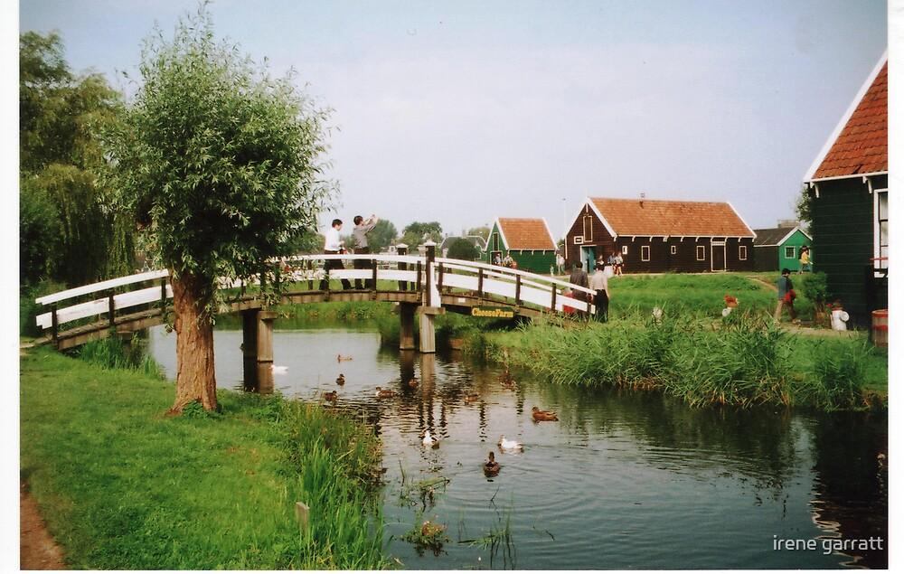 Tranquil Holland by irene garratt